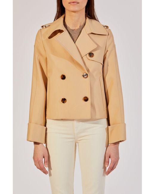 Khaite - Natural The Bianca Jacket - Lyst