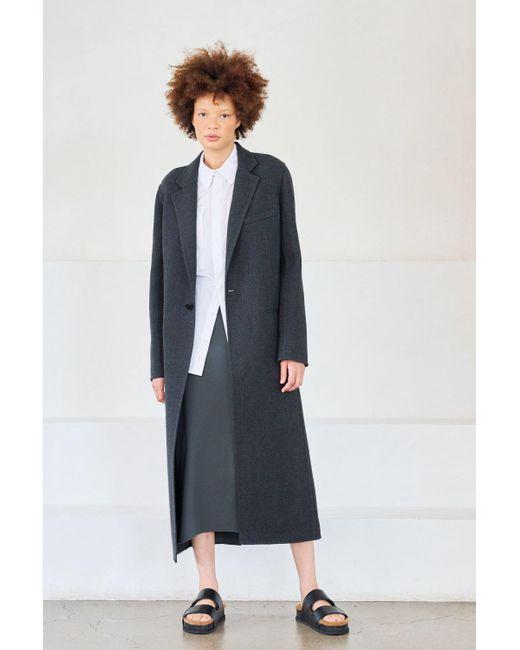 Gauchère Blue Teddie Coat