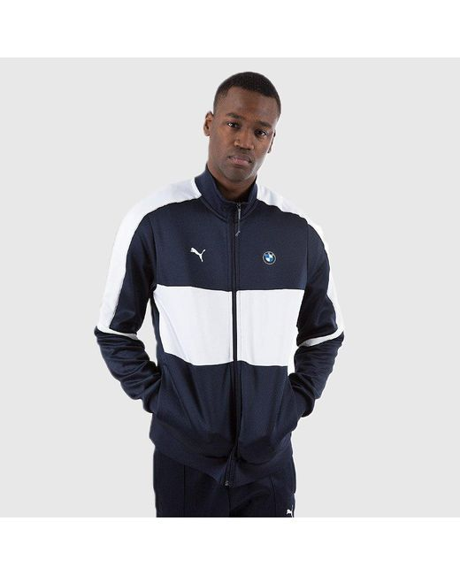 Details about PUMA BMW Motorsport Men's Hooded Track Jacket