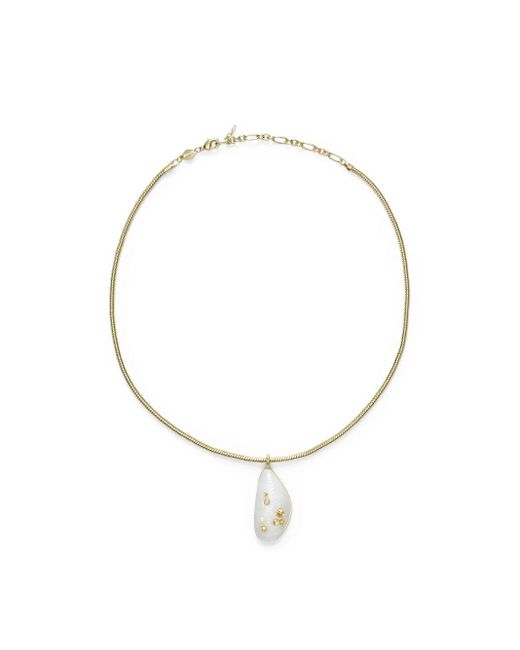 Anni Lu Metallic Thalassa Necklace