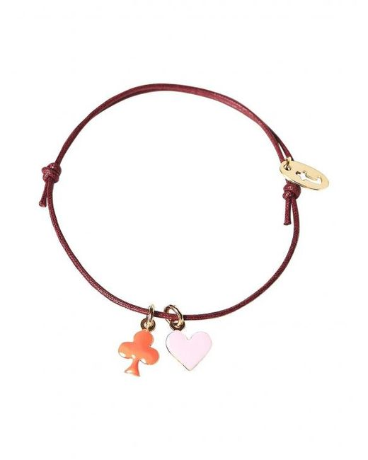 Titlee | Multicolor Play Cards Bracelet | Lyst