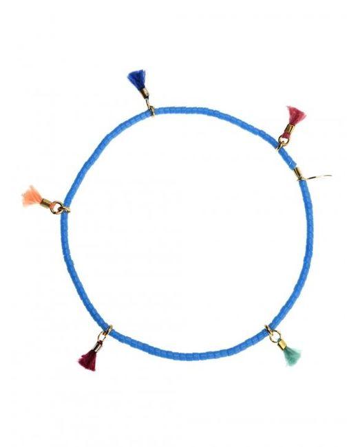 Shashi | Blue Morgan Bracelet | Lyst