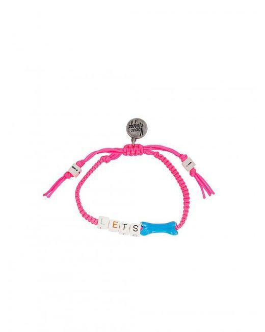 Venessa Arizaga - Multicolor Let's Bone Bracelet - Lyst
