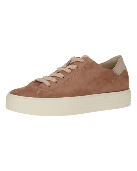 Paul Green Brown Sneaker