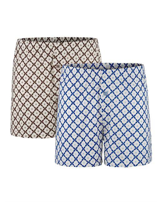 Babista Boxershorts in het Blue voor heren