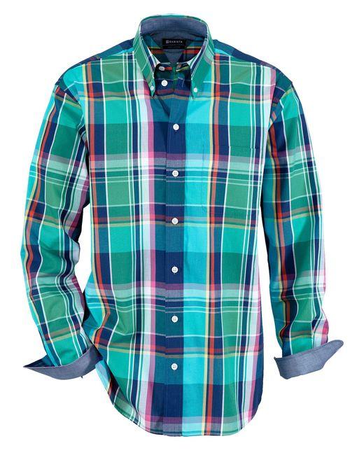 Babista Overhemd in het Blue voor heren