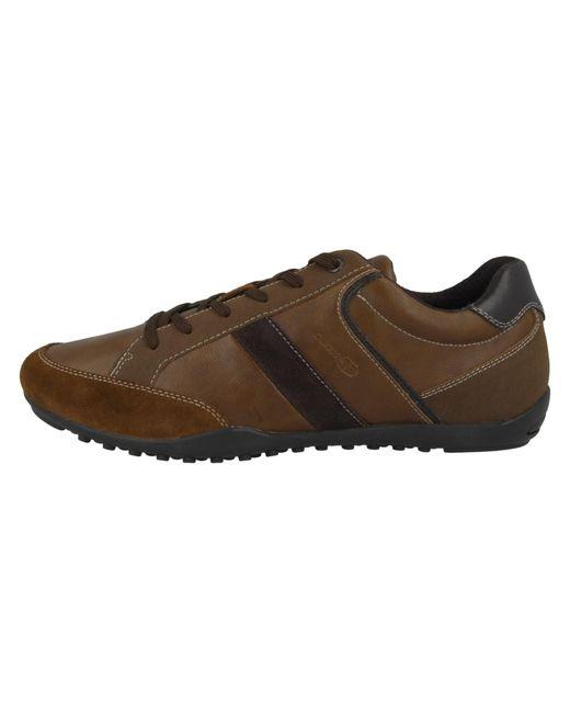 Geox Sneaker low U Garlan A in Brown für Herren