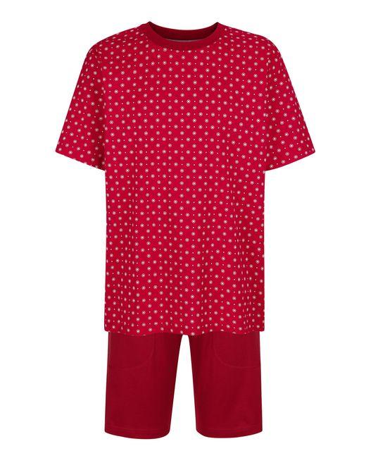 Babista Shorty in Red für Herren