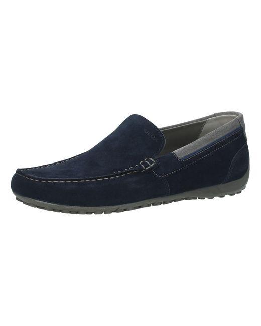 Geox Blue Slipper Slipper