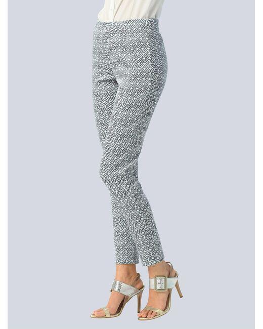 Alba Moda Broek in het Gray