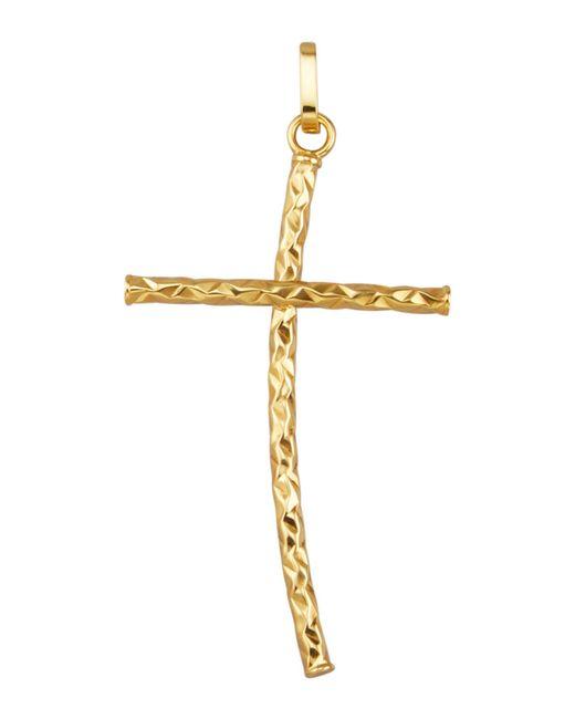 KLiNGEL Hanger Kruis in het Metallic