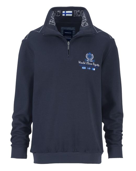 Babista Sweatshirt Marine in het Blue voor heren