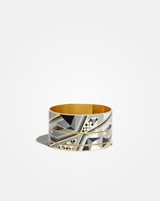 Kimora Lee Simmons - Black Tie Jackpot Bracelet - Lyst
