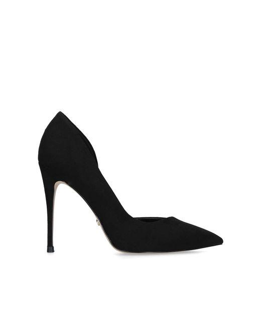 KG by Kurt Geiger Black Alexandra Court Shoes