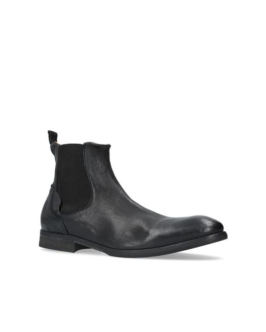 H by Hudson | Watchley Washed Chelsea In Black for Men | Lyst