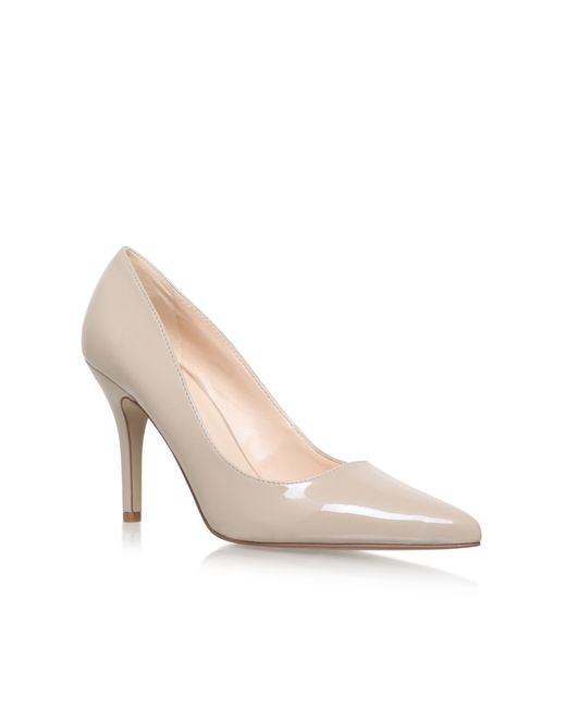 Nine West | Natural Flagship High Heel Court Shoes | Lyst