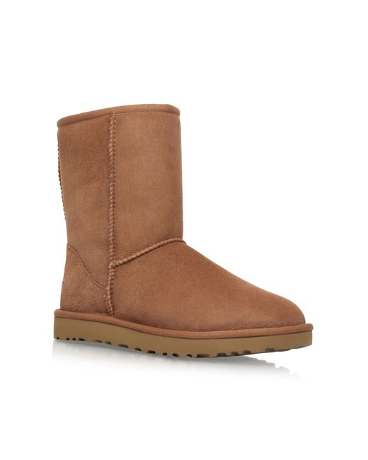 Ugg | Brown Short Chestnut Ii | Lyst