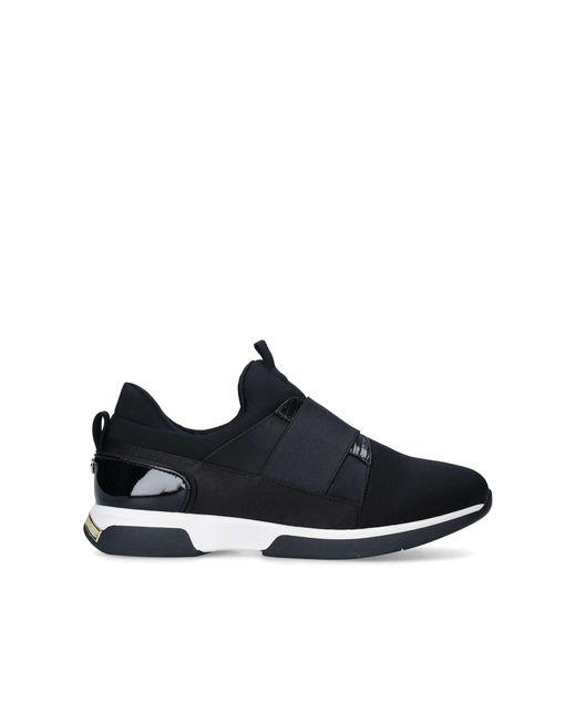 KG by Kurt Geiger Black Slip On Sneakers
