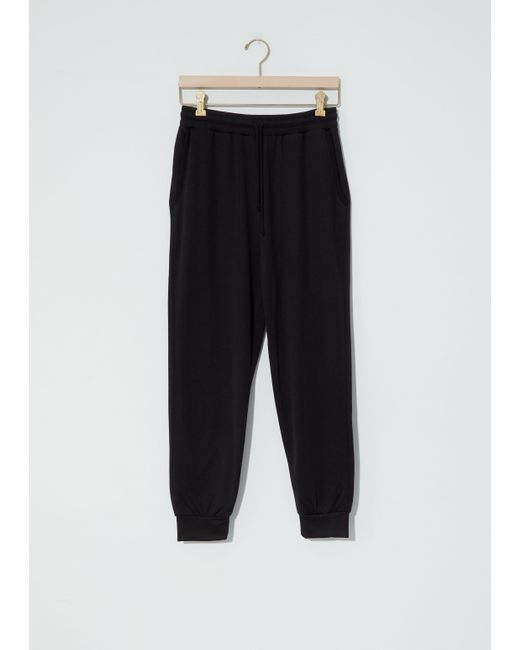 6397 Black Sweatpant