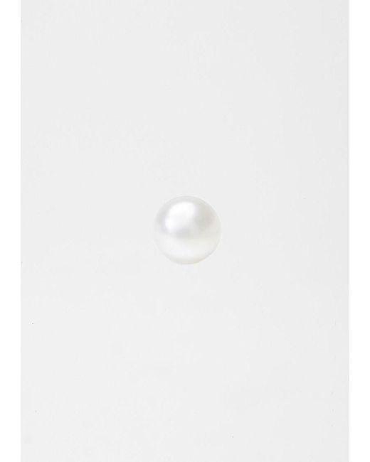Sophie Bille Brahe | Metallic Petit Perle Stud | Lyst