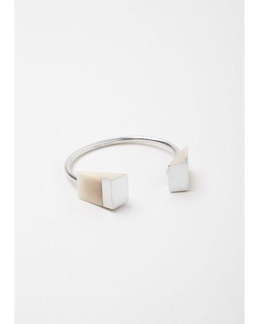 Isabel Marant | Metallic From The Block Bracelet | Lyst