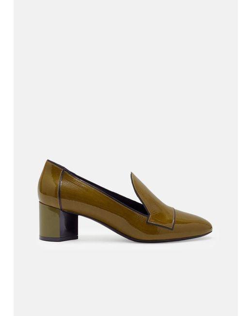 Pierre Hardy - Multicolor Belle Multi Calf Loafers - Lyst