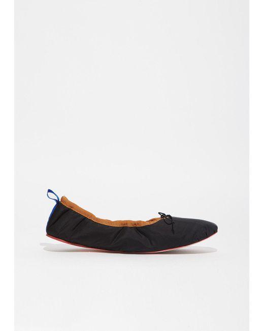 Acne - Black Pixi Ballet Flats - Lyst