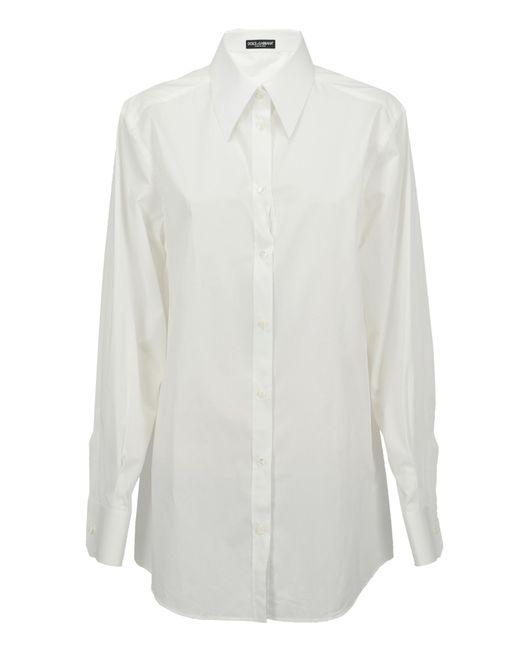 Camicie di Dolce & Gabbana in White