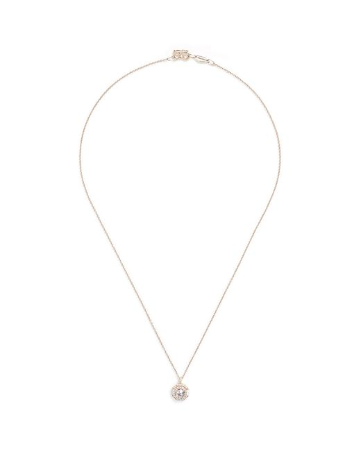 Monique Péan - Metallic 'atelier' Diamond 18k White Gold Pendant Necklace - Lyst
