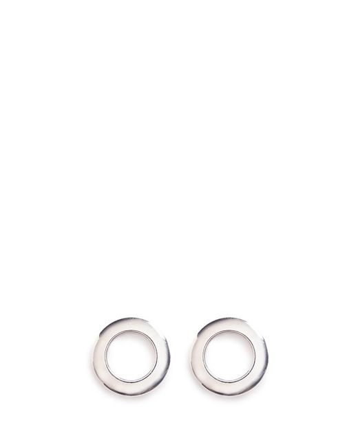 Philippe Audibert | Metallic 'alyssa' Ring Stud Earrings | Lyst
