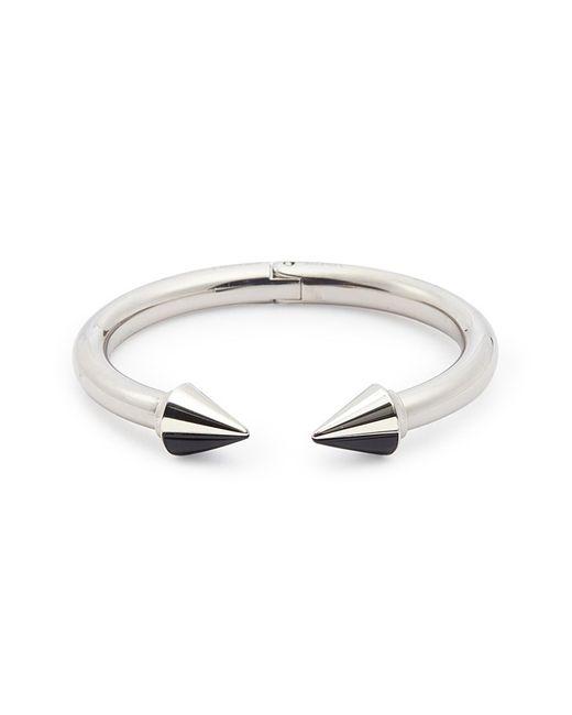 Vita Fede - Metallic 'titan Split Stone' Bracelet for Men - Lyst