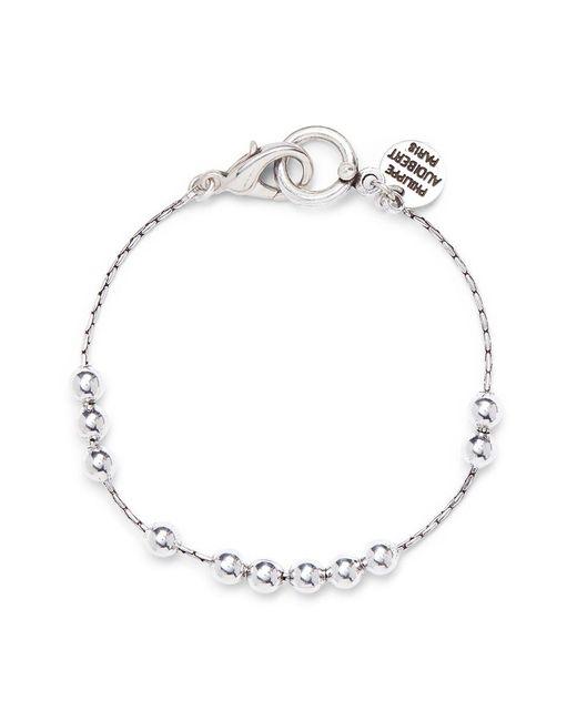 Philippe Audibert | Metallic 'anton' Bead Bracelet | Lyst