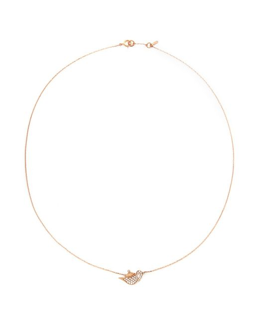 Bao Bao Wan | Pink 'little Teapot' 18k Gold Diamond Necklace | Lyst