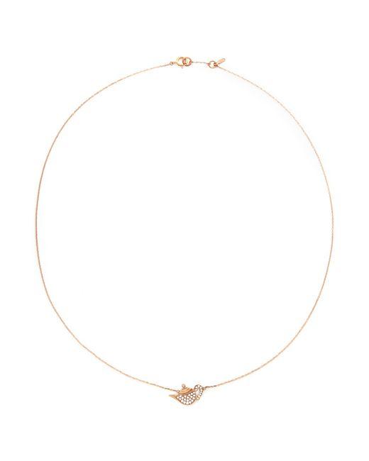 Bao Bao Wan | Metallic 'little Teapot' 18k Gold Diamond Necklace | Lyst