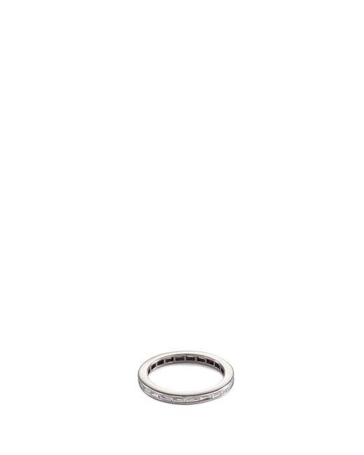Monique Péan | Metallic Diamond 18k White Gold Ring | Lyst