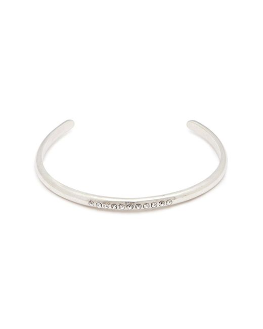 Philippe Audibert - Metallic 'kim' Swarovski Crystal Cuff - Lyst