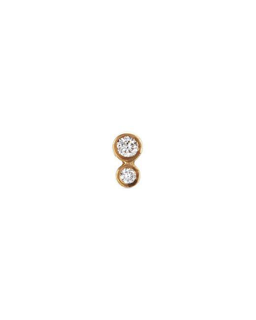 Sophie Bille Brahe - Metallic 'lulu Diamant' Diamond 18k Yellow Gold Single Earring - Lyst