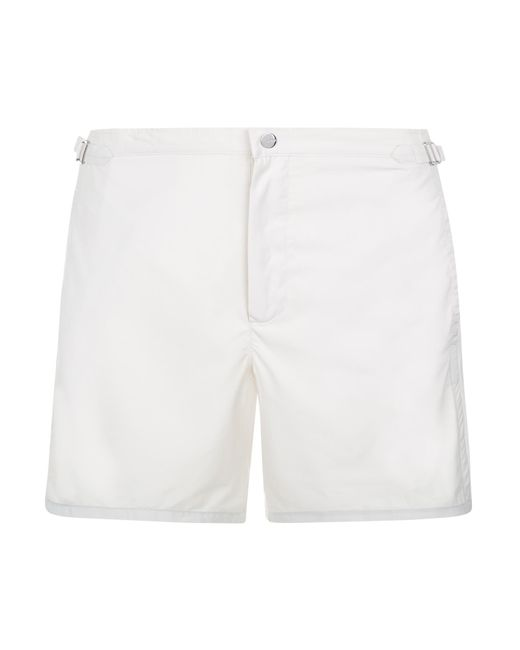 La Perla   Black Technical Fabric Swim Shorts for Men   Lyst