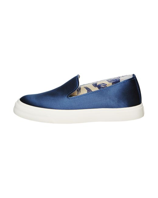 La Perla | Blue Sneakers | Lyst