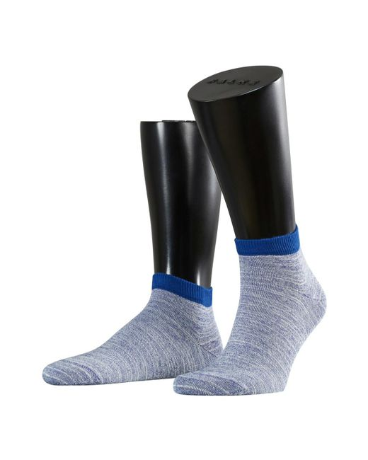 Esprit | Blue Pack Of 2 Pairs Of Marl Trainer Socks for Men | Lyst