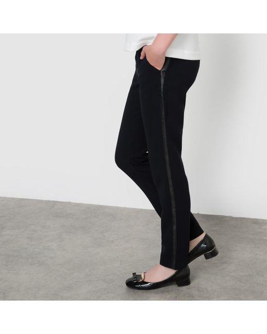 Suncoo   Blue Jane Straight-cut Trousers   Lyst