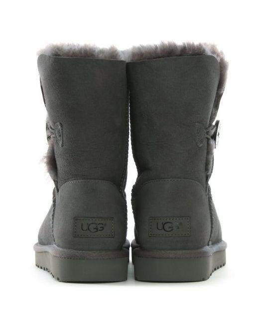 f84b56e6688 Women's Bailey Button Ii Stormy Gray Twinface Boot