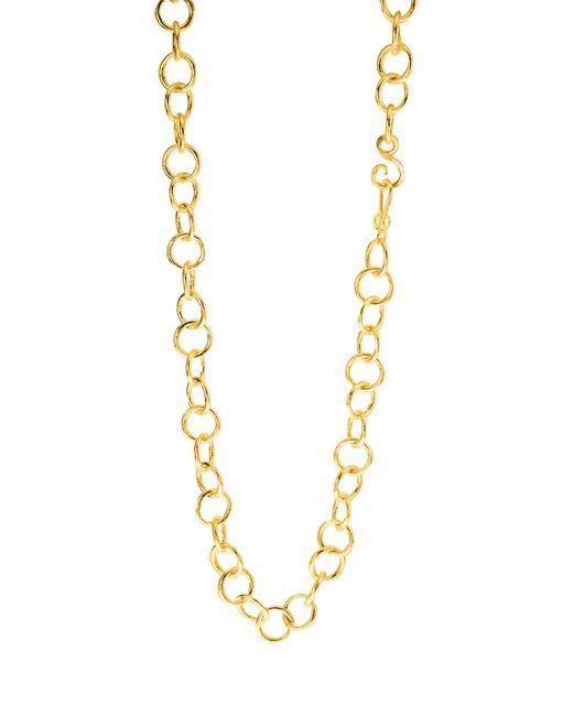 Stephanie Kantis | Metallic Classic Chain Link Necklace | Lyst