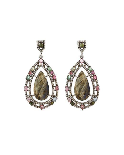 Bavna | Multicolor Diamond | Lyst