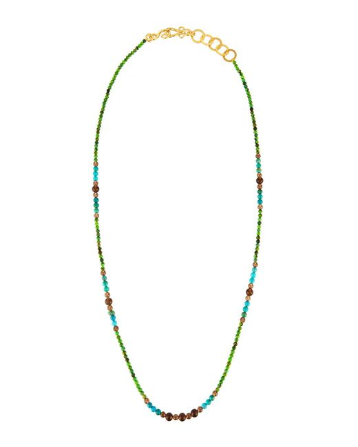 Stephanie Kantis | Multicolor Long Turquoise Beaded Necklace | Lyst