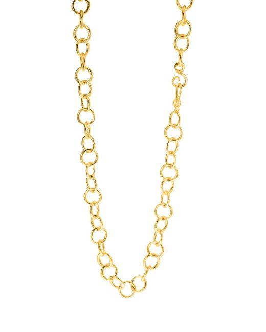 Stephanie Kantis - Metallic Classic Chain Link Necklace - Lyst
