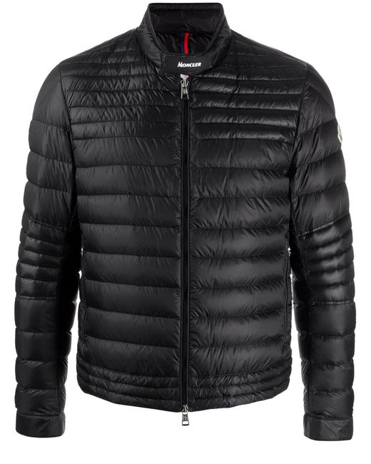 Moncler Kavir Down Jacket Black for men