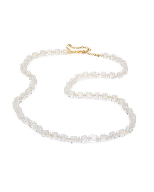 Lele Sadoughi - Multicolor Garden Light Necklace - Lyst