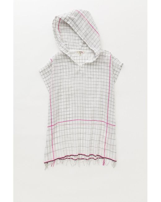 Lemlem | Multicolor Anan Hood Cover-up | Lyst