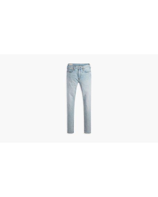 Levi's Blue Skinny Taper Jeans for men